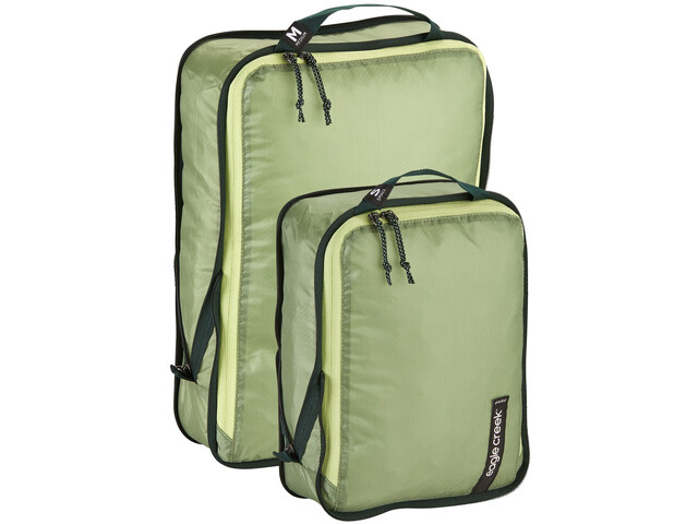 Eagle Creek Pack It Compression Cube Set S/M mossy green